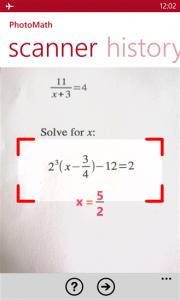 PhotoMath