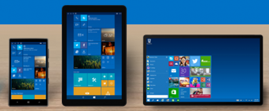 Windows 10 su mini tablet