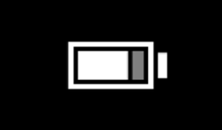 Risparmia batteria