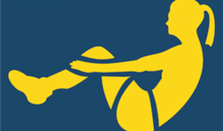 ABS Workout logo