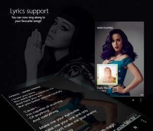 Concept Xbox Music
