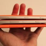 Lumia 735, 830 e 930