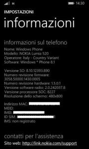 Update Lumia 520