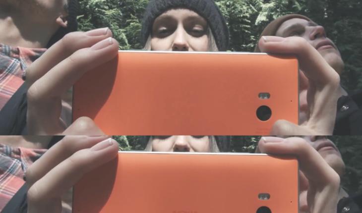 Marchio Nokia rimosso dal Nokia Lumia 930