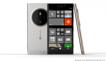 Rendering di un Windows phone