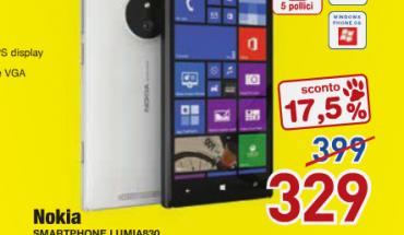 Offerta Nokia Lumia 830