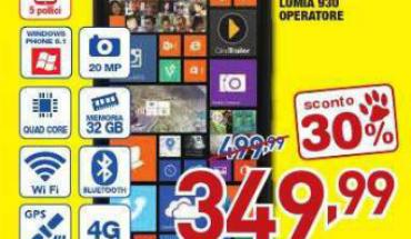 Lumia 930 in offerta