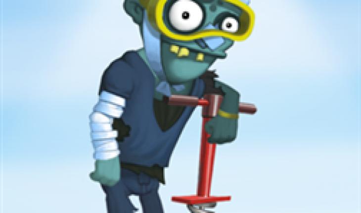Zombie's Got a Pogo