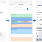 Outlook per iOS e Android