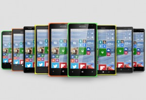 Device Lumia con Windows 10