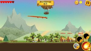 Gameplay Dragon Revenge 0