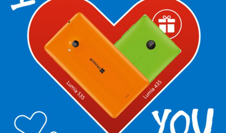 Offerta Lumia 435