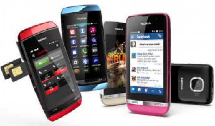Nokia Asha Devices