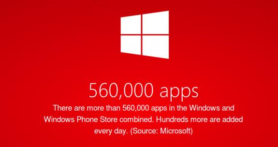 Store Windows e Windows Phone