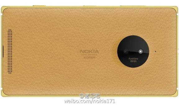 Lumia 830 Gold Edition
