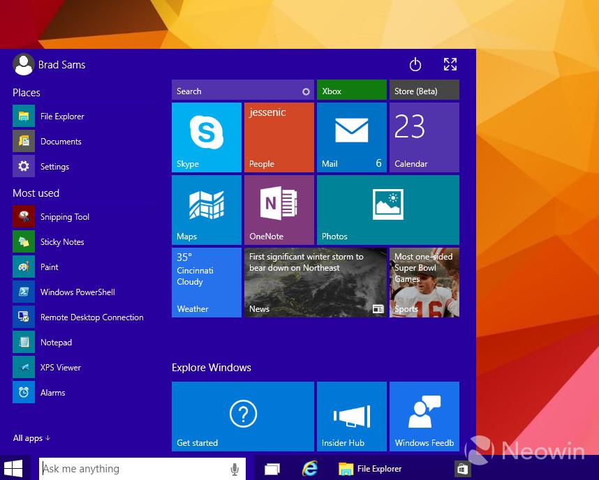 Microsoft registra il brand windows 365 windowsteca blog for Brand windows