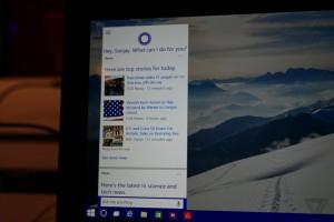 Windows 10 su tablet Intel