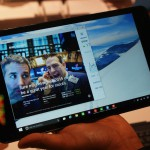 Windows 10 su tablet Intel