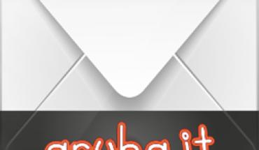 Aruba Mail Client