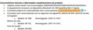 Info su Lumia 640 trapelate