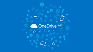 Microsoft rilascia le API di OneDrive
