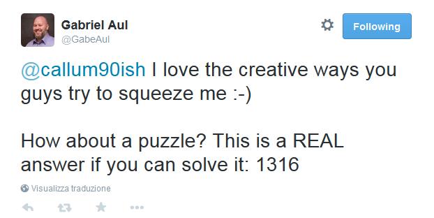 Puzzle di Gabriel Aul