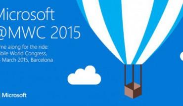 Microsoft al MWC2015