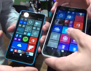 Lumia 640 e 640 XL