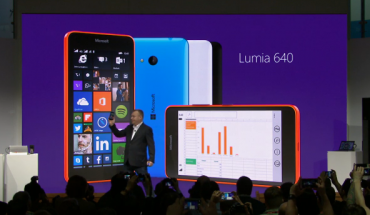 Evento Microsoft al MWC 2015
