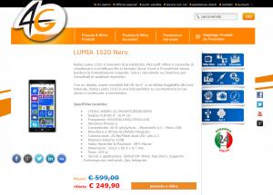 Offerta Lumia1520