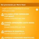 myCUP Reggio Emilia