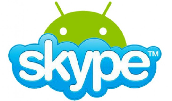 Skype per Android