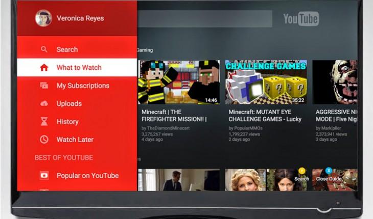 Youtube per Xbox 360