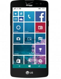 presunto nuovo Windows Phone di LG