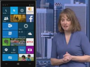 Nuovo layout Startscreen Windows 10