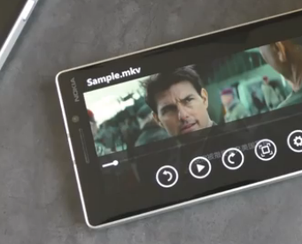 how to open mkv files on windows phone