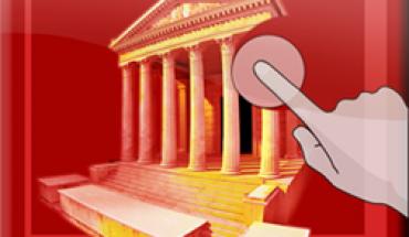 PompeiTouch logo