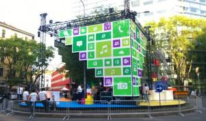 Microsoft al Fuorisalone 2015