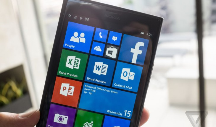Office per Windows 10 per smartphoneone
