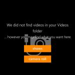VLC per Windows Phone 8.1