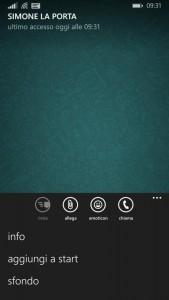 WhatsApp - chiamate VoIP
