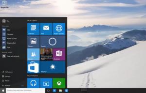 Build 10125 di Windows 10 Preview per PC
