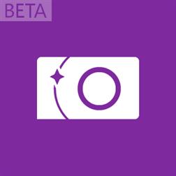 Lumia Camera Beta logo