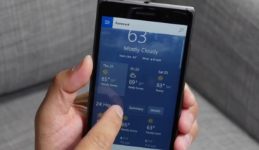 New MSN Weather App