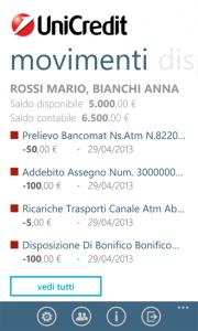 Mobile Banking UniCredit