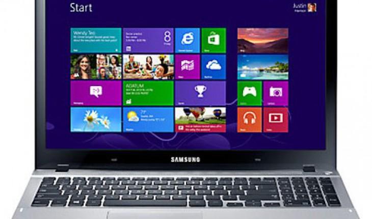 Laptop Samsung Windows