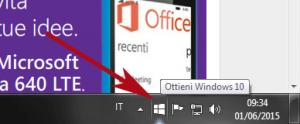 Ottieni Windows 10
