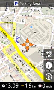MapFactor GPS Navigation
