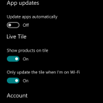 Build 10162 di Windows 10 Mobile Preview