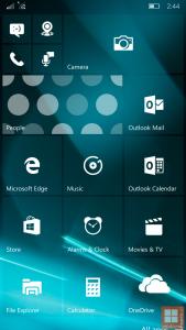Build 10162 di Windows 10 Mobile Preview